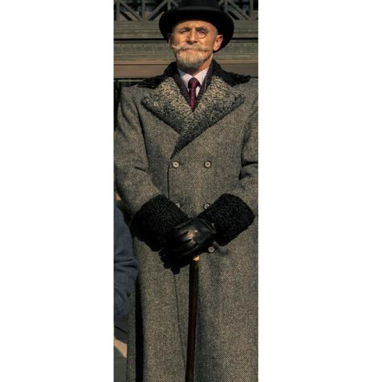 Colm Feore The Umbrella Academy Coat