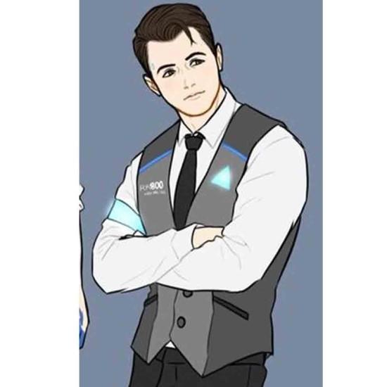 Connor's Detroit Become Human Vest