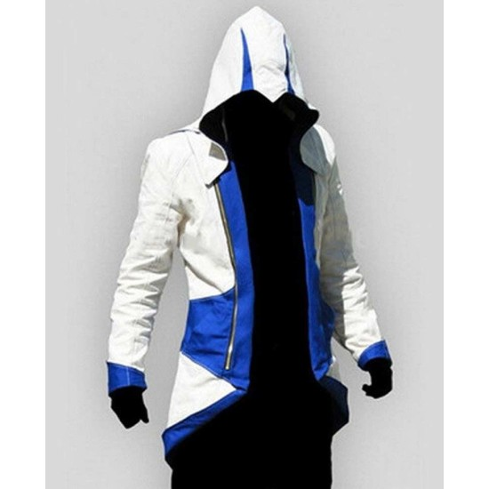 Assassin's Creed 3 Game Connor Kenway Jacket
