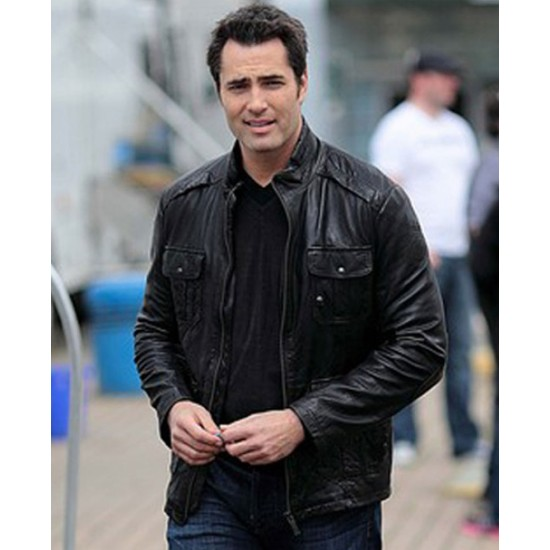 Carlos Fonnegra Continuum Victor H. Webster Leather Jacket