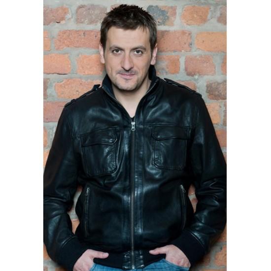 Chris Gascoyne Coronation Street Peter Barlow Jacket