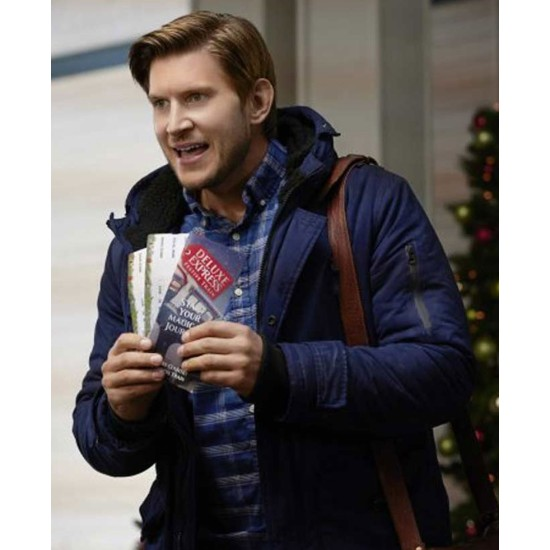 Cross Country Christmas Greyston Holt Hooded Jacket