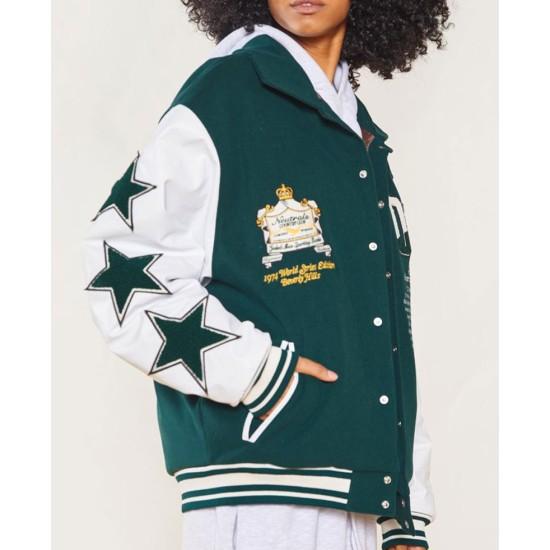 Neutrals Country Club 08 Varsity Jacket