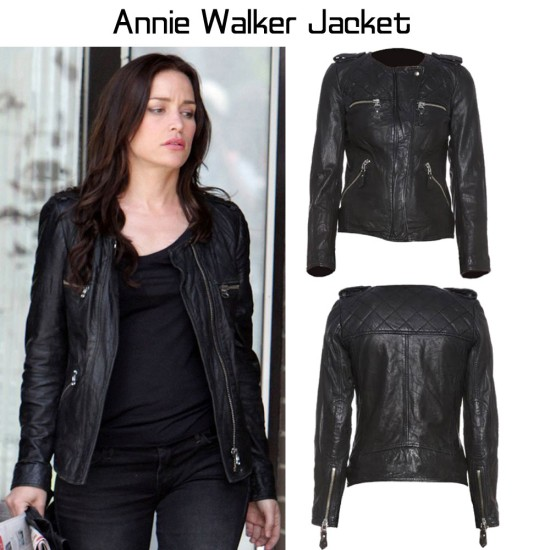 Covert Affairs TV Series Annie Walker Jacket