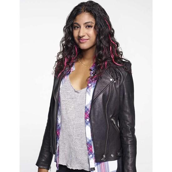 Crazy Ex Girlfriend Vella Lovell Leather Jacket