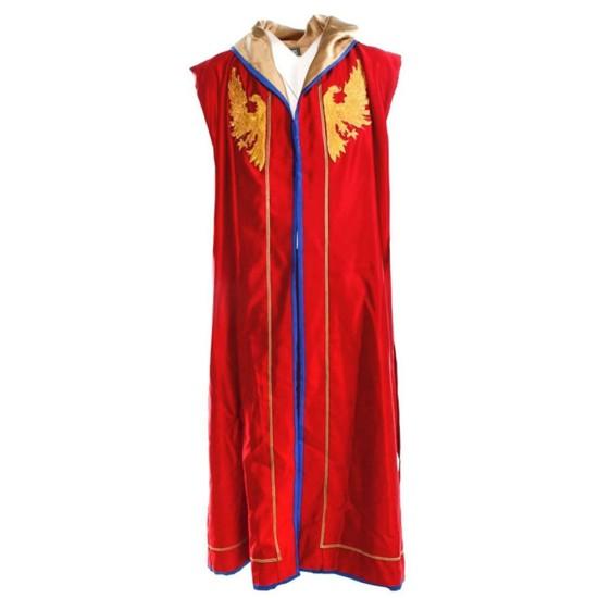 Creed Florian Munteanu Red Coat
