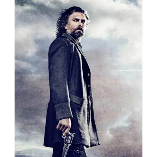 Hell On Wheels Cullen Bohannon Black Coat