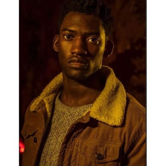 Curfew Malachi Kirby Brown Jacket