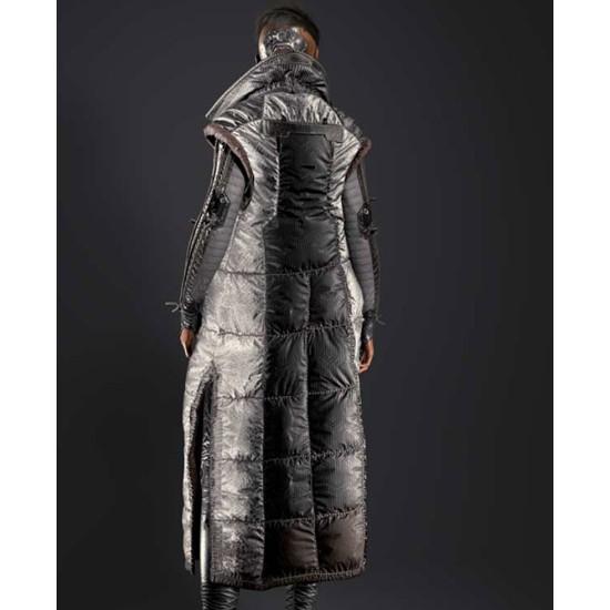 Brigitte Cyberpunk 2077 Puffer Coat