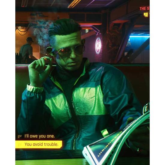 Cyberpunk 2077 Kirk Jacket