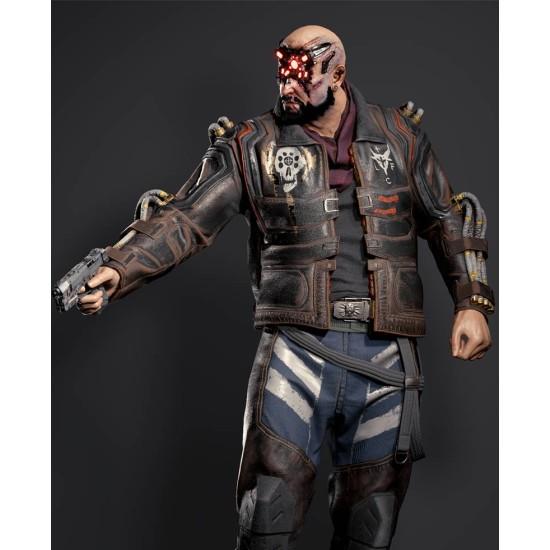 Cyberpunk 2077 Simon Randall Jacket