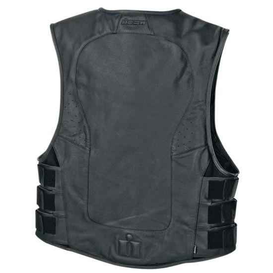 Icon Regulator Leather Vest