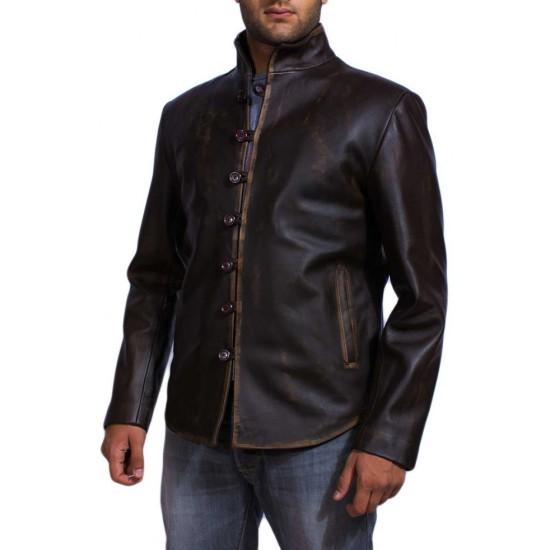 Da Vinci's Demons Leather Jacket