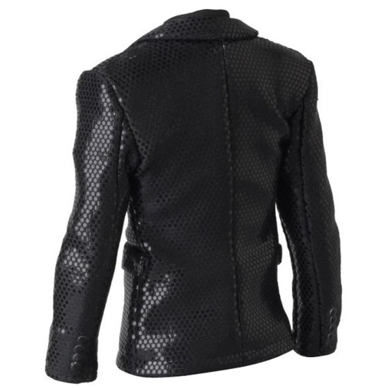 Daft Punk Get Lucky Leather Blazer