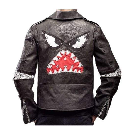 Daft Punk Julian Casablancas XY Shark Jacket