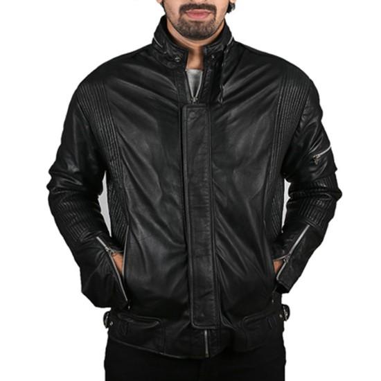 Daft Punk Leather Jacket