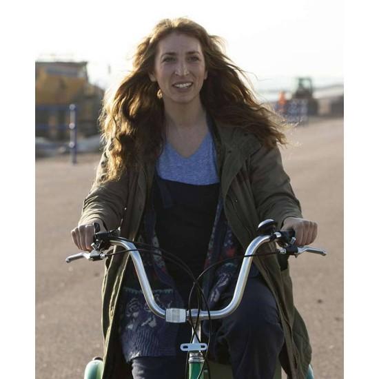 Daisy Haggard Back To Life Cotton Jacket