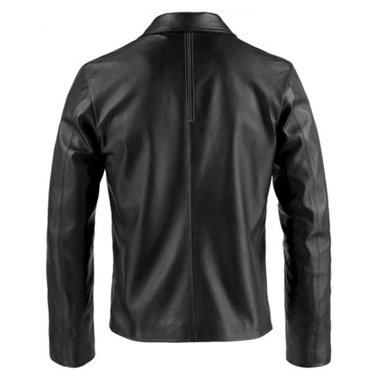 Daniel Craig Layer Cake Leather Jacket