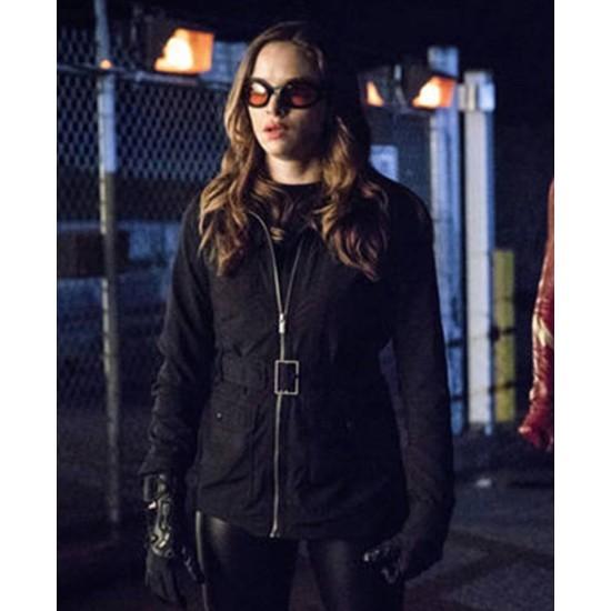 Danielle Panabaker The Flash Season 5 Jacket
