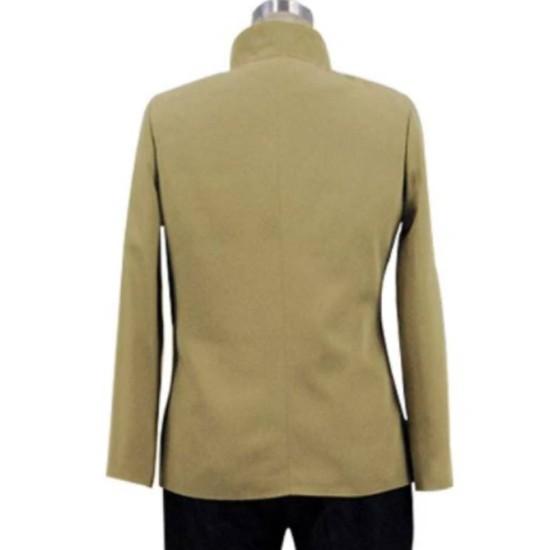 Danmachi Season 02 Bell Cranel Cotton Jacket