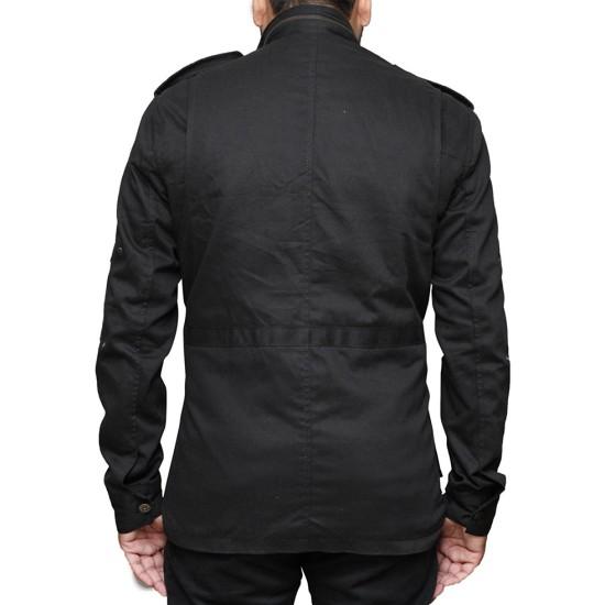 Daredevil TV Series The Punisher Black Cotton Jacket