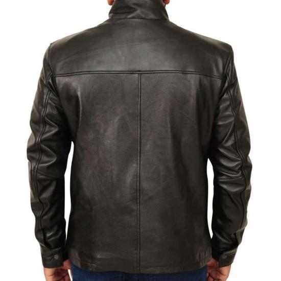 Dark Matter TV Series Anthony Lemke Leather Jacket