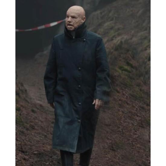 Dietrich Hollinderbaumer Dark Trench Coat