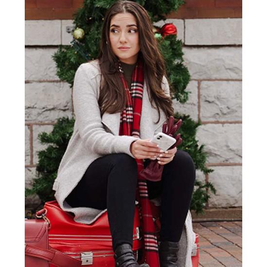 Dashing Home for Christmas Paniz Zade Coat