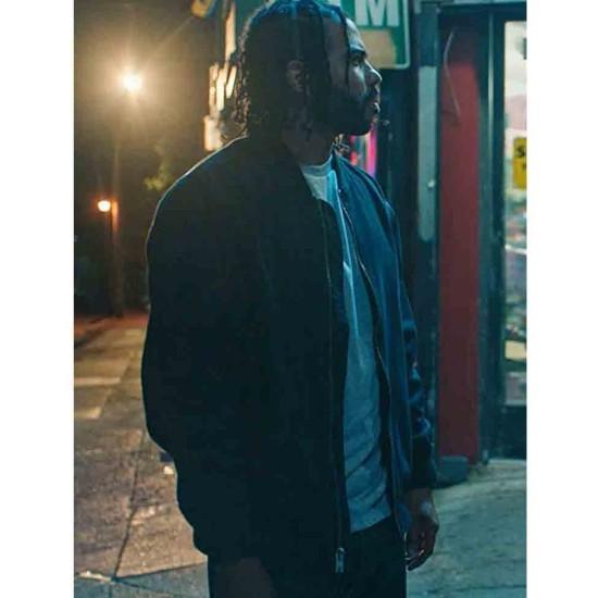 Daveed Diggs Blindspotting Varsity Jacket