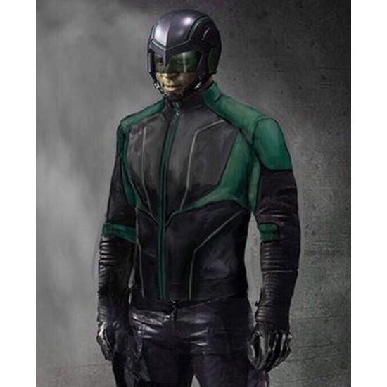 David Ramsey Arrow Crisis On Infinite Earths Jacket