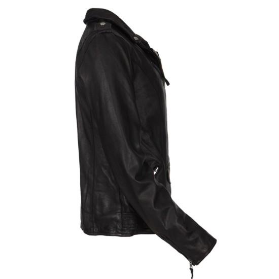David Bowie Biker Leather Jacket