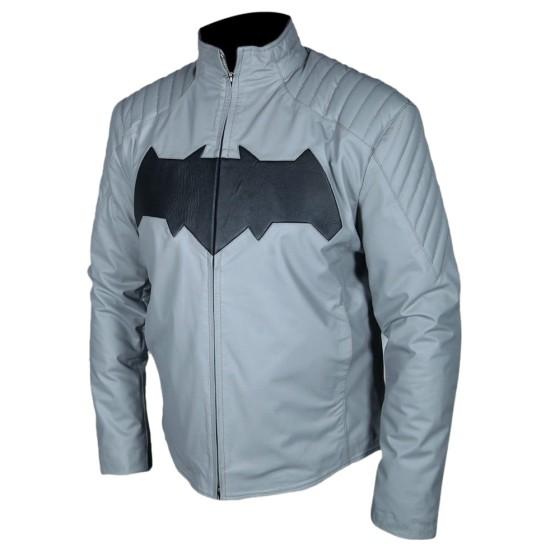 Dawn of Justice Batman Leather Jacket