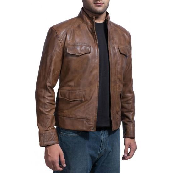 Day Break Detective Brett Hopper Jacket