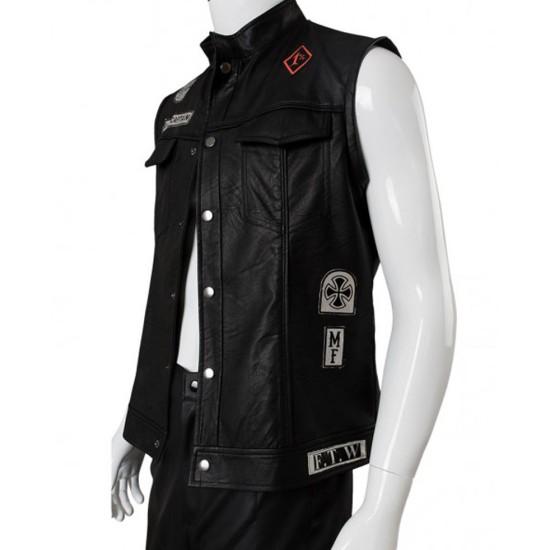 Days Gone Deacon St. John Leather Vest