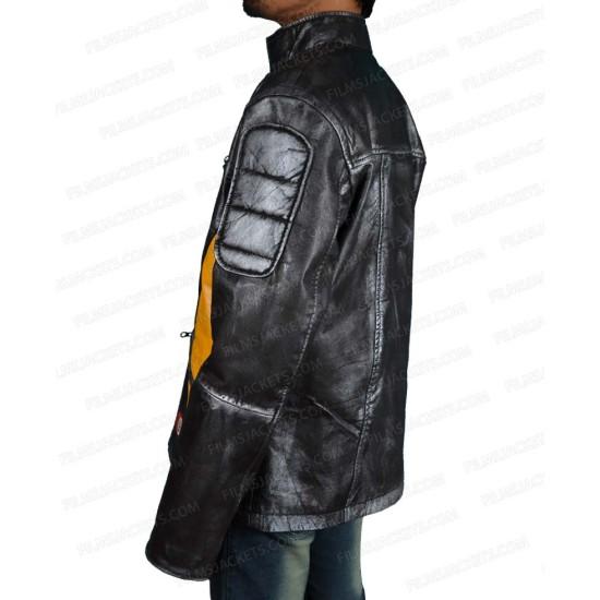 Chuck Greene Dead Rising 3 Leather Jacket