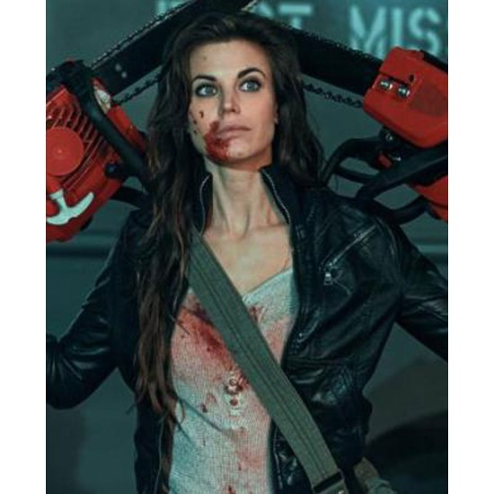 Dead Rising Watchtower Crystal Jacket