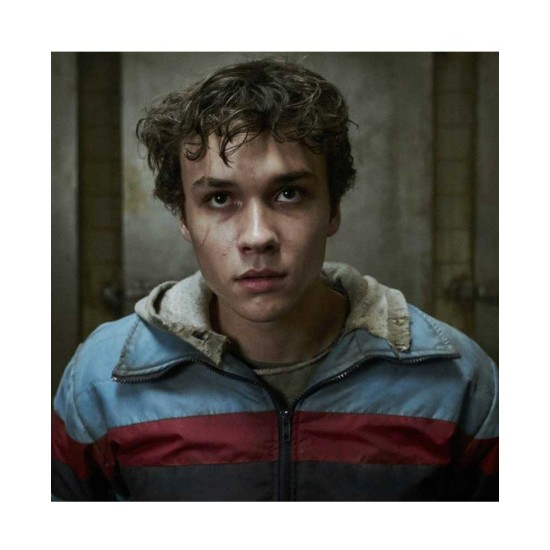 Deadly Class Benjamin Wadsworth Hooded Jacket