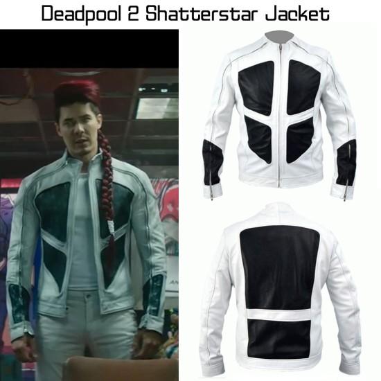 Deadpool 2 Shatterstar Jacket