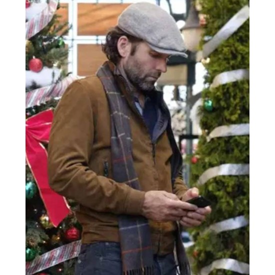 Deliver by Christmas Eion Bailey Cotton Jacket