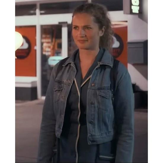 Cornelia Groschel Freaks You're One of Us Cropped Jacket