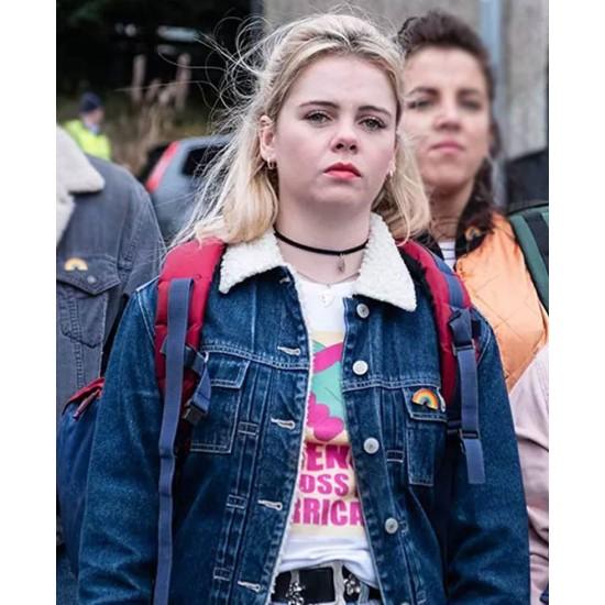 Derry Girls Saoirse Monica Jackson Jacket