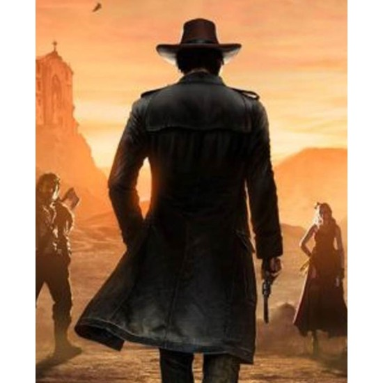 Desperados Iii Video Game Doc Mccoy Coat Films Jackets