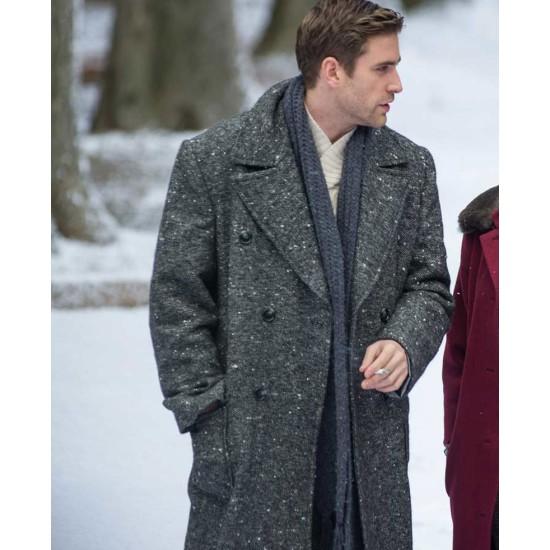 Despite The Falling Snow Oliver Jackson Cohen Trench Coat