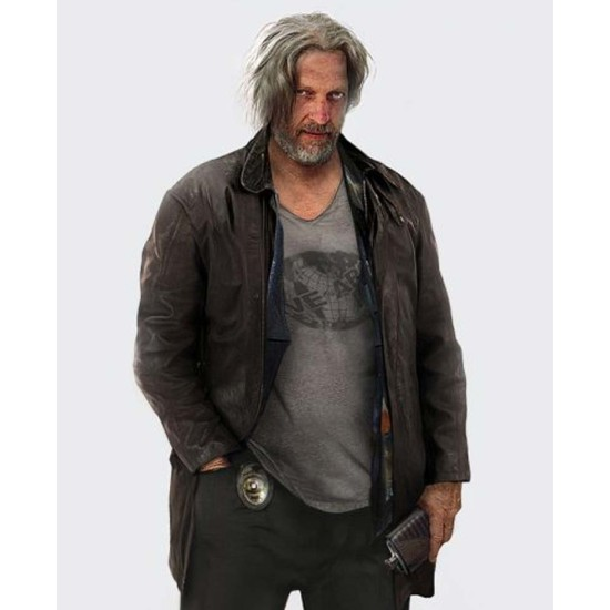 DBH Hank Anderson Leather Jacket