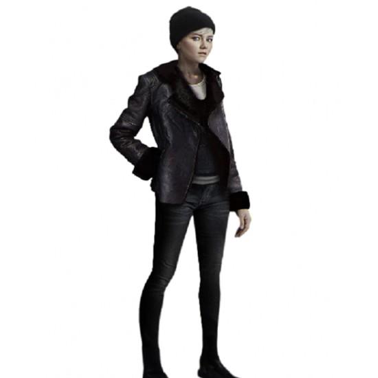 DBH PS4 Kara Shearling Jacket