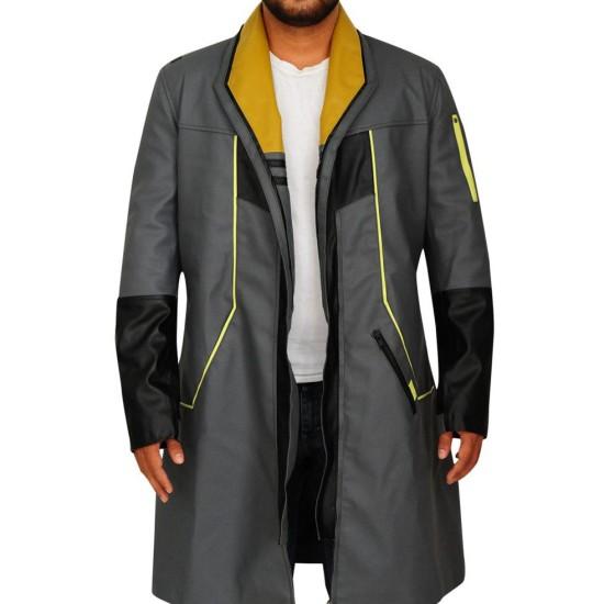 Detroit Become Human Markus's Coat