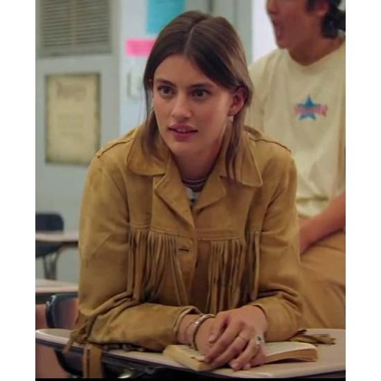 Diana Silvers Booksmart Brown Jacket