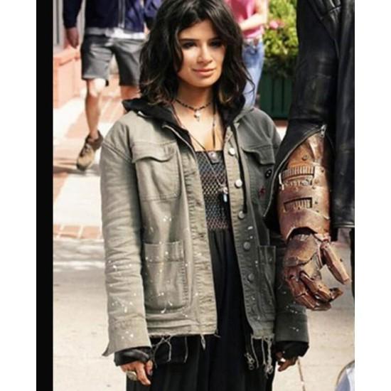 Doom Patrol Diane Guerrero Cotton Jacket