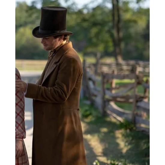 Dickinson S02 Finn Jones Coat