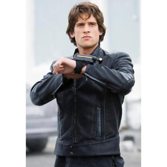 Power Rangers Rpm Dillon Leather Jacket